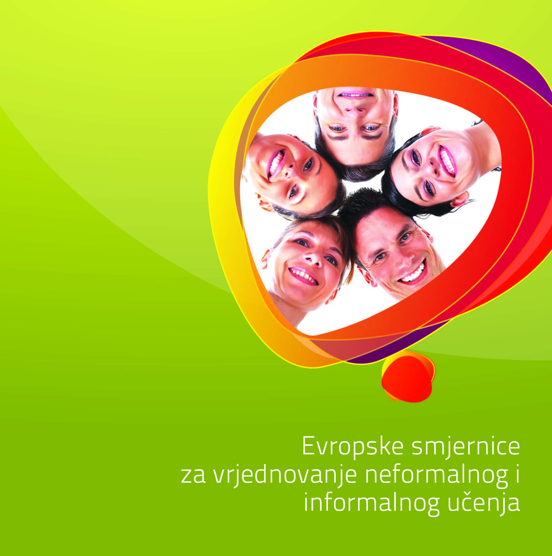 Evropske smjernice za vrjednovanje neformalnog i informalnog učenja